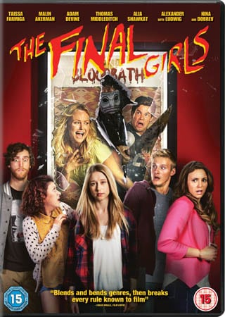 Win The Final Girls on DVD