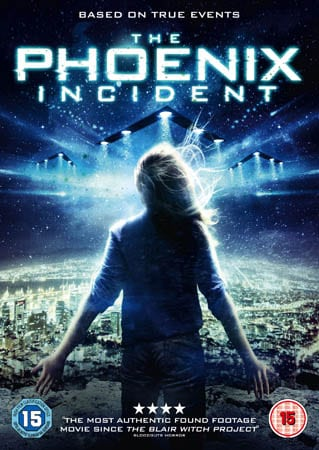 Win The Phoenix Incident on DVD
