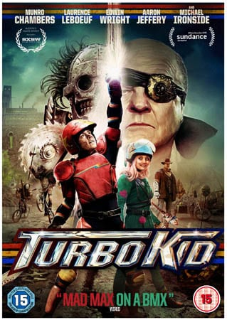 Win Turbo Kid on DVD