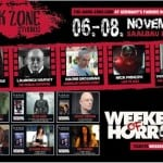 Dark Zone Studios To Bring Horror Stars To Germany's WEEKEND OF HORRORS Convention On 6th - 8th November 2015