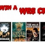 Win a Wes Craven DVD Boxset in Our Competition!