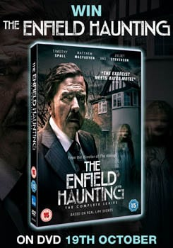Win The Enfield Haunting on DVD