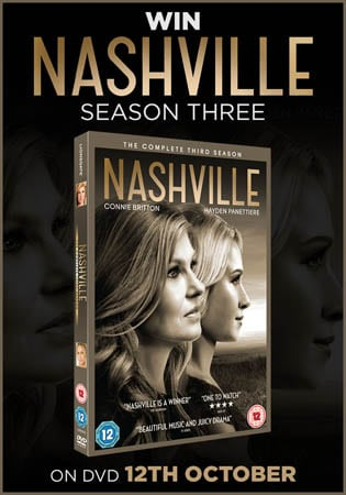 Win Nashville Season Three on DVD