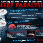 EXCLUSIVE: Everything You Were Too Afraid To Know About Sleep Paralysis - THE NIGHTMARE