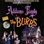 R.A.D. and TROF to Screen ADDAMS FAMILY and THE 'BURBS at Gorilla, Manchester on 31st October 2015