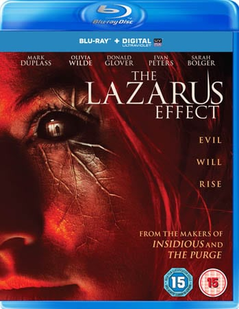 Win Lazarus Effect on Blu-Ray