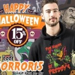 Get 15% Off at Tostadora T-Shirts With Our Exclusive Halloween Discount Code
