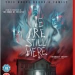Pre-order Zavvi Exclusive Limited Edition WE ARE STILL HERE Blu-Ray
