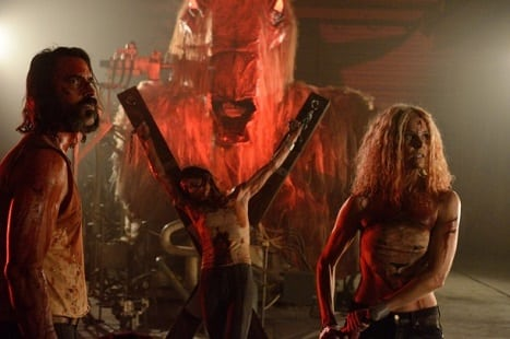 Creepy new image from Rob Zombie's '31' as world premiere announced