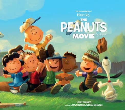 art-and-making-of-the-peanuts-movie
