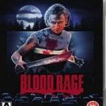 Arrow Video To Release 80's Slasher BLOOD RAGE on Dual Format on 23rd November 2015