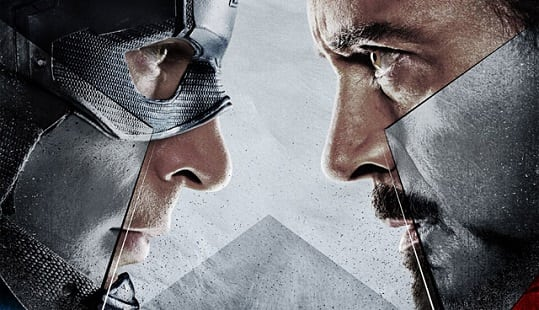 Things get serious in first 'Captain America: Civil War' trailer