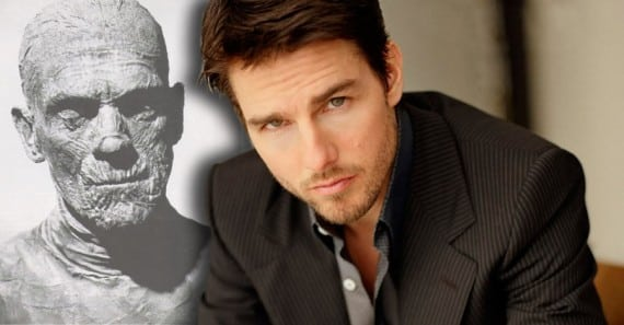 Tom Cruise to star in Universal's 'The Mummy' reboot?