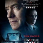 BRIDGE OF SPIES [2015]: in cinemas now  [short review]
