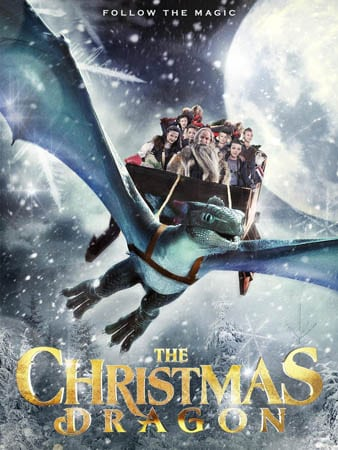 Win The Christmas Dragon on DVD