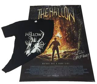 Win The Hallow prizes