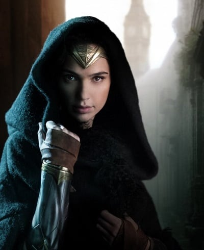 Latest Movies:  The Wonder Woman Trailer arrives........