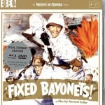Eureka Entertainment To Release Samuel Fuller's FIXED BAYONETS! on Dual Format