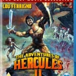 101 Films Release HERCULES and ADVENTURES OF HERCULES II Starring Lou Ferrigno
