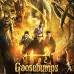 GOOSEBUMPS [2015]: in cinemas 5th February  [short review]