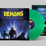 Rustblade Launch Pre-Orders For Limited Green Vinyl and Picture Disc Release of DEMONS Original Soundtrack