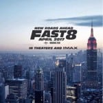 TITLE  AND FIRST POSTER FOR NEXT 'FAST AND FURIOUS' FILM REVEALED