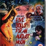 Arrow Video To Release Mario Bava's FIVE DOLLS FOR AN AUGUST MOON on Dual Format