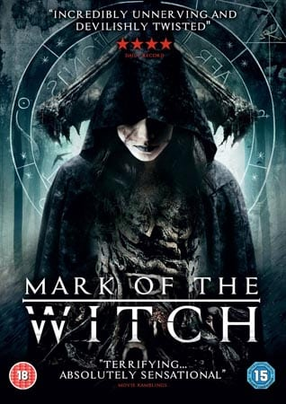 Win Mark of the Witch on DVD