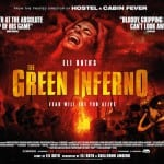 Official UK Poster Revealed For Eli Roth's THE GREEN INFERNO