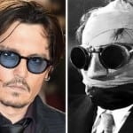 JOHNNY DEPP TO STAR IN REMAKE OF 'THE INVISIBLE MAN'