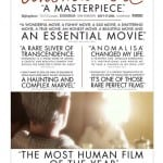 ANOMALISA (2015) - showing in cinemas on 11th March 2016