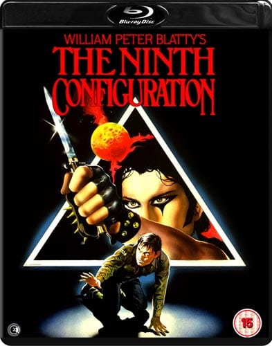 Win The Ninth Configuration on Blu-Ray