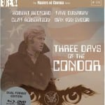 Eureka Entertainment To Release Sydney Pollack's THREE DAYS OF THE CONDOR on Dual Format