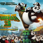 KUNG FU PANDA 3 [2016]: in cinemas now  [short review]