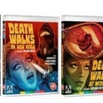 Arrow Video To Release DEATH WALKS TWICE Dual Format Set on 28th March 2016