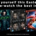 Treat Yourself This Easter With The Best In TV: Arrow, Gotham and The Flash Series One Up For Grabs!