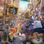 ZOOTROPOLIS [2016]: in cinemas now  [short review]