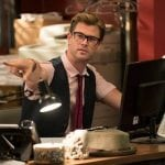 Who Ya Gonna Call? Chris Hemsworth! Meet The New Member of GHOSTBUSTERS Team