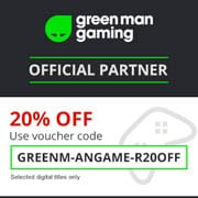 Green Man Gaming Discount Code