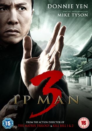 Win Ip Man 3 on DVD