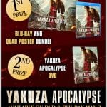 Win YAKUZA APOCALYPSE Prizes In Our Competition