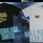 Win Personalised Alien T-Shirts From 8Ball in Our Competition!