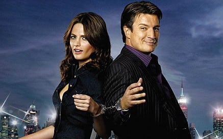 Stana-Katic-and-Nathan-Fillion-in-Castle