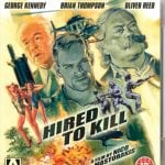 Arrow Video To Release HIRED TO KILL on Dual Format on 16th May 2016