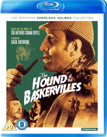 Win Hound of the Baskervilles on Blu-Ray