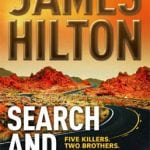 Titan Books To Publish James Hilton's SEARCH AND DESTROY on 14th June 2016