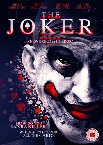 Win The Joker on DVD