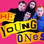Latest TV:  The Young Ones had a spooky, mysterious unknown 5th housemate all along......and its eerie!