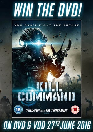 Win Kill Command on DVD