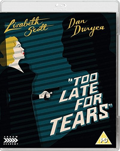 too late for tears blu-ray